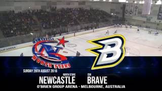 AIHL 2016 - Grand Final: CBR Brave @ Newcastle North Stars