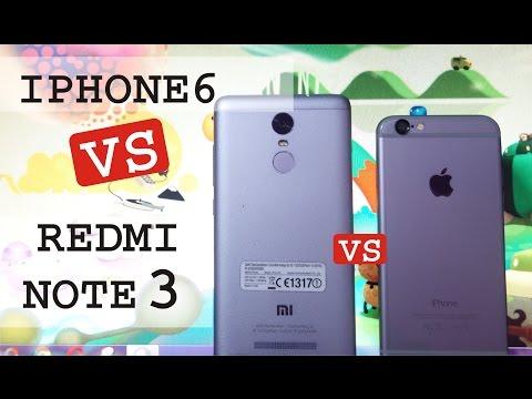 xiaomi redmi note 5a prime vs iphone 6s camera