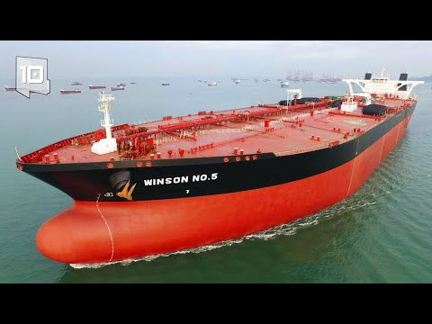 10 Largest Oil Tankers in the World