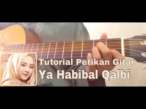 Belajar GItar Yabibal Qalbi