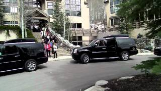 Beaver Creek Limousine Transportation for Estee Lauder Thumbnail