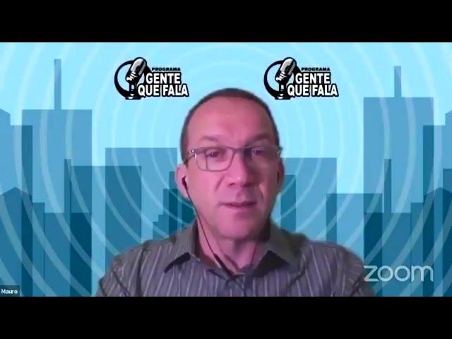 Entrevista com Gonzalo Vecina Neto, convidado da CBDL, para o Gente que Fala