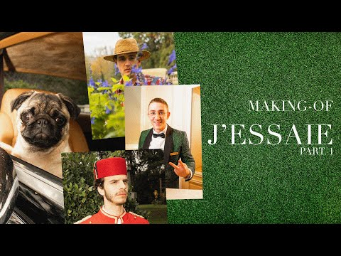 Youtube: 47Ter – J'essaie (Making-Of Part. 1)