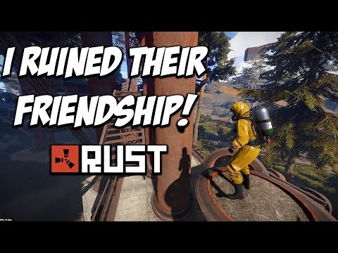 RUST | They're Probably Not Friends now.. Solo Survival! S3-E10