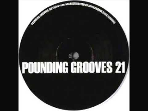 Pounding Grooves - Pounding Grooves 21 A