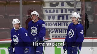 NHL: 2021 Training Camp Mic'd Up