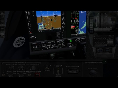 Landing in 45kt winds and Low visibility! Lynn Lake to Churchill C510 Mustang to London Part 2