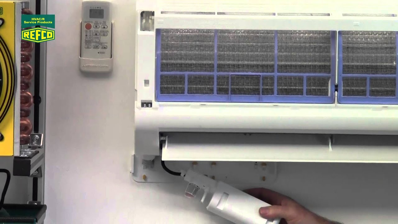 Refco Gobi Condensate Pump Installation Youtube