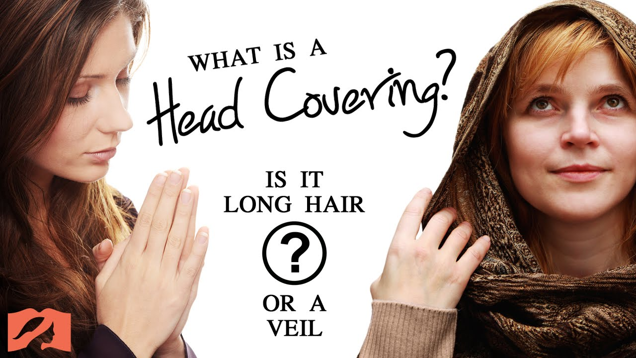 4f052af907 What is a Head Covering  Is it a Woman s Long Hair or a Veil  - YouTube