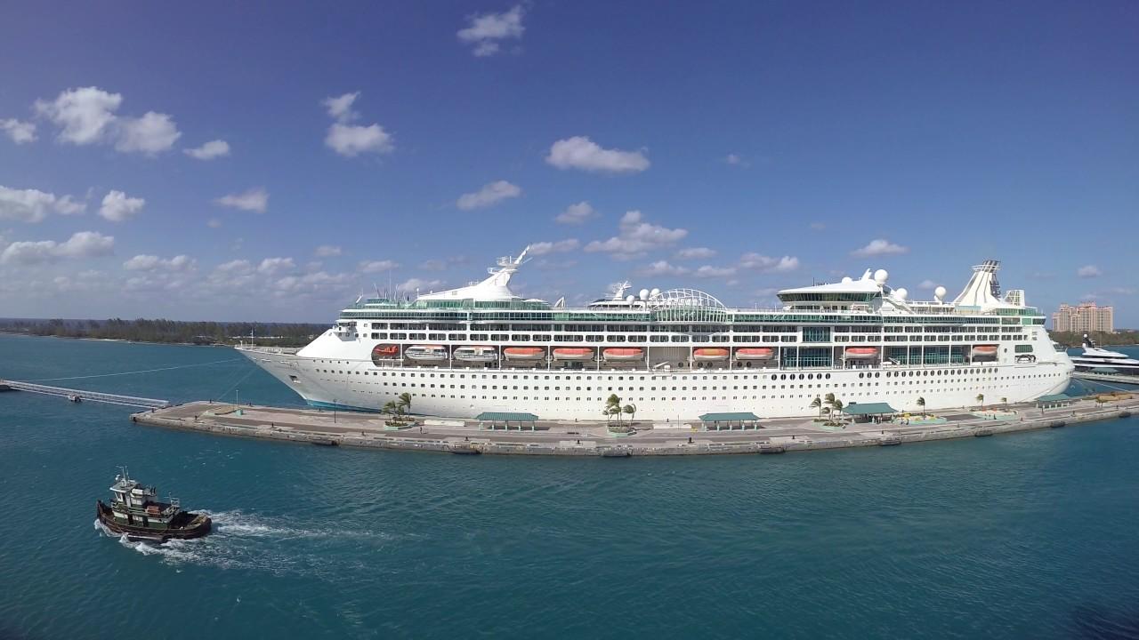 Cruise Ship Clips