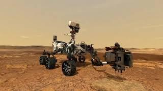 NASA'nın keşif aracı Perseverance, Mars'a iniyor! Mars görevinin amacı nedir?