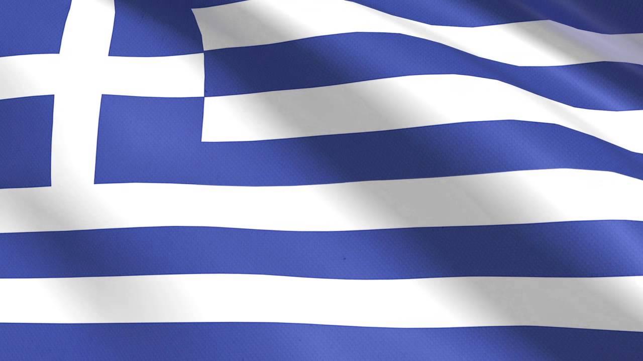 Greece Flag - YouTube
