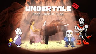 UNDERTALE OST - Once Upon a Time Piano