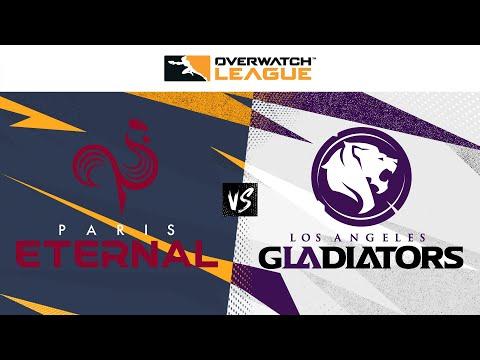 Paris Eternal vs LA Gladiators | June Joust Qualifiers | Wee