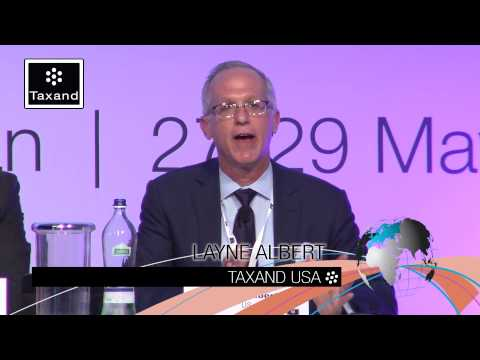 Taxand Global Conference 2015: Industry breakout: Financial Services