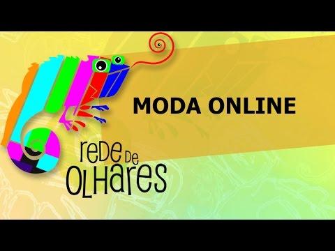 Rede de Olhares - 30/11/2016 - Moda online