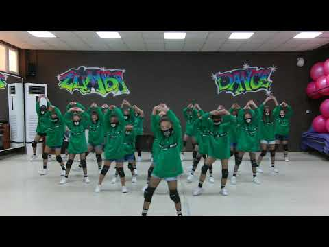 1- Toca Toca Kid Dance / Zumba Choreography (Fly Project)