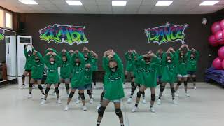 1- Toca Toca kid dance / zumba choreography (Fly Project) Resimi