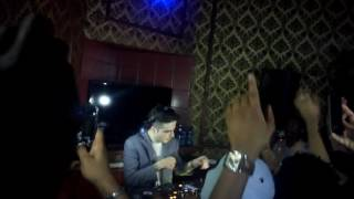 Jullian Gomes - late dreamer listening session