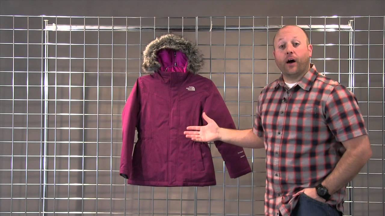 2911828cd The North Face Girls Greenland Down Parka 2015-2016