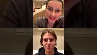 видео: Прямой эфир. Тина Канделаки и Павел Табаков