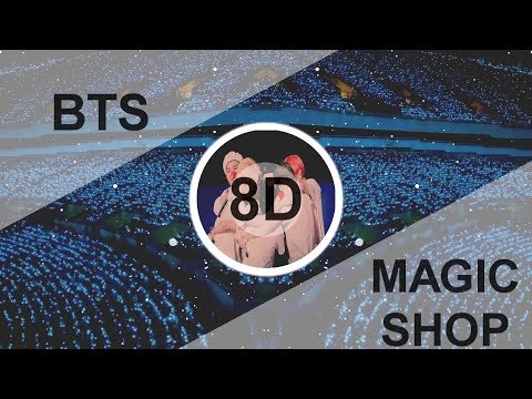 BTS (방탄소년단) - MAGIC SHOP [8D USE HEADPHONE] 🎧
