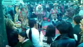 Indiens dans la ville