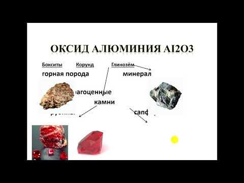 алюминий 2 урок