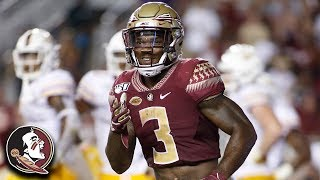 Cam Akers Carries FSU Over Louisiana-Monroe