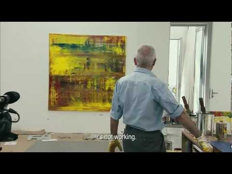 Gerhard Richter Painting ~ Documentary Trailer