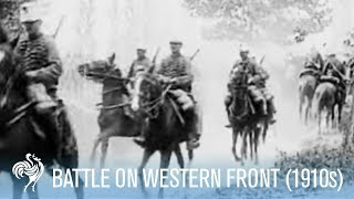 Troops on the Western Front