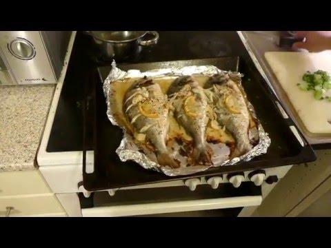 Recept Dorado / Sea Bream