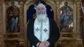 Duminica dupa Inaltarea Sfintei Cruci  - 19.09.2021
