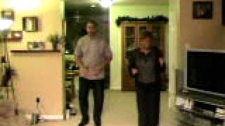 STEPPING OUT Line Dance (Bill & Carla Stucky)MVI_1645.AVI