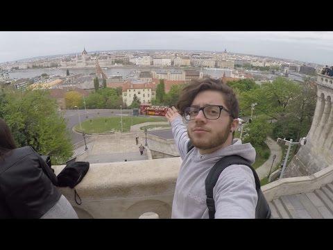 VOLIAMO SU AEREI ROSA! | Brian Amato VLOG#9 @Budapest