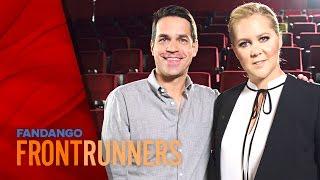 Amy Schumer - Trainwreck  | Fandango FrontRunners Season 4 (2016)