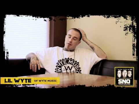 Lil Wyte - SNO Interview