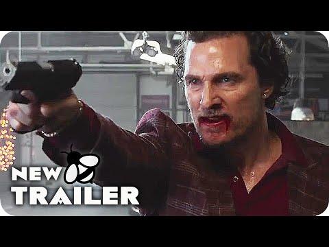 Play THE GENTLEMAN Trailer (2020) Guy Ritchie,  Matthew McConaughey Movie