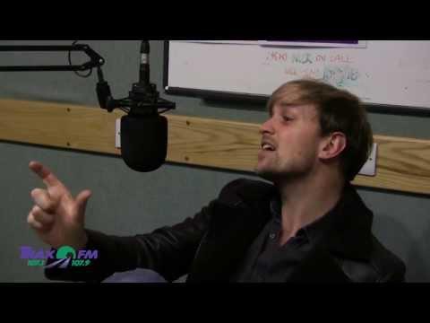 Kian Egan chats on Trax FM