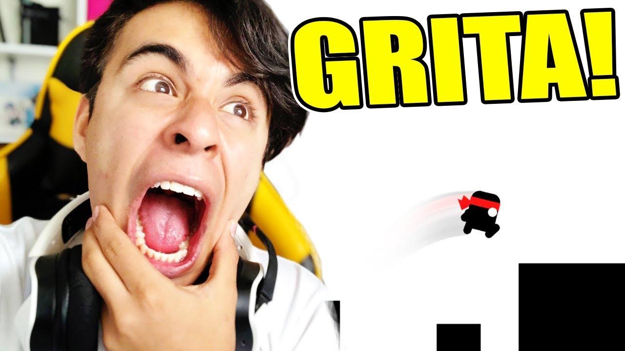 Download ¡EL JUEGO QUE DEBES GRITAR PARA GANAR! 😂😂 SCREAM HERO RAPTOR