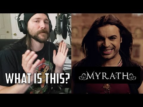 """That's not """"real"""" prog (Myrath - Dance) 