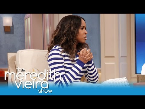 Kelly Rowland On Her Mother's Passing | The Meredith Vieira Show