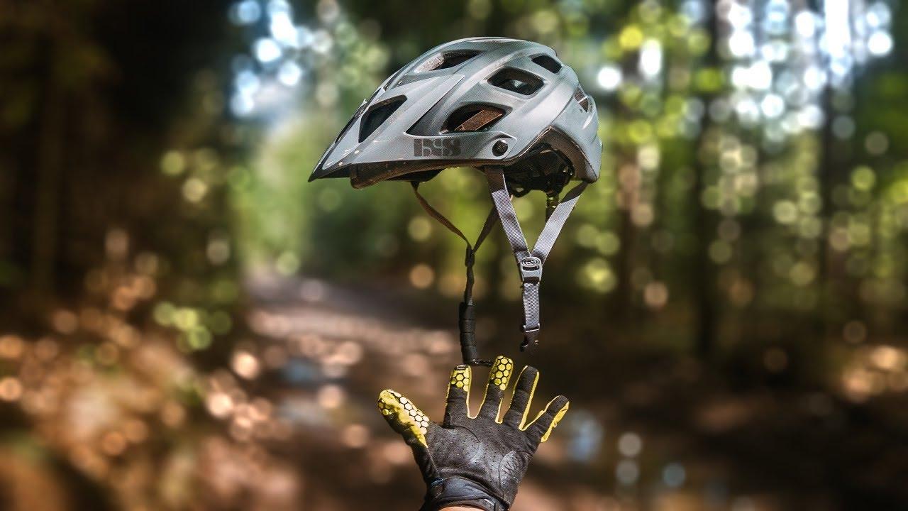 Ixs Trail Rs Evo Bester Mtb Trail Allmountain Helm Youtube