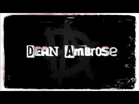 WWE: Retaliation (Dean Ambrose) 4th Official Entrance Video + AE (Arena Effect)