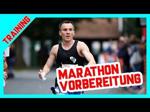 Meine Vorbereitung auf Marathon und 100km deutsche Meisterschaften
