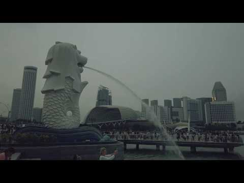 [4K] Summer Travel in Singapore 2019, DJI OSMO