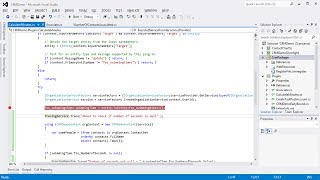 CRM 2011 - Debugging Plugins