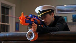 Nerf War: Thanksgiving Battle