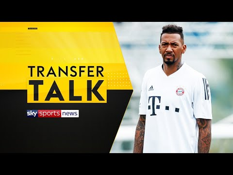 AC Milan Challenge Arsenal For Boateng! Latest On Fernandes, Giroud & Jimenez! | Transfer Talk