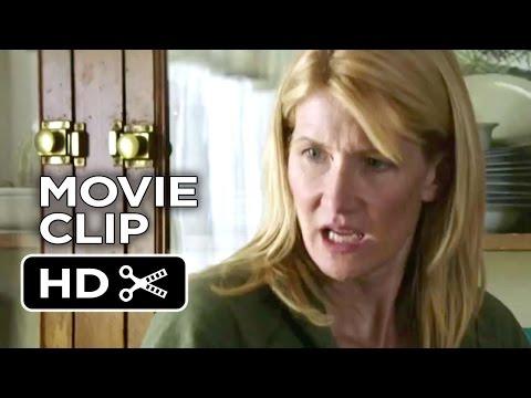 Bravetown Movie CLIP - Breakfast (2015) - Laura Dern, Lucas Till Movie HD
